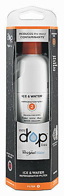 WHIRLPOOL CORPORATION Refrigerator Water Filter, Side-By-Side, Filter 2 EDR2RXD1