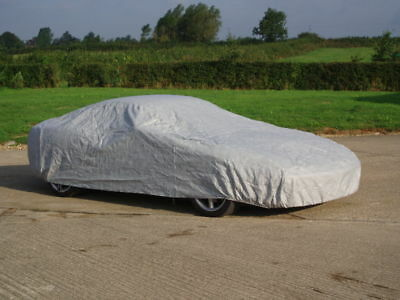 Ford Capri Car Cover Outdoor Breathable Soft FIVE Layers With Straps Moltex