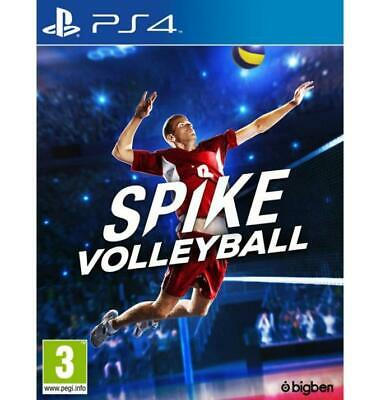 Spike Volleyball PS4 Playstation 4