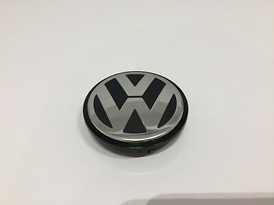 VW Volkswagen New Genuine Alloy Wheel Centre Cap  3B7601171 XRW-  VW