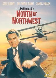 North By Northwest Dvd Cary Grant Brand New & Factory Sealed