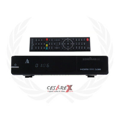 Decoder combo Zgemma H5 1xDVB-T2 1xDVB-S2 Combo Linux Enigma 2 OPENATV IPTV