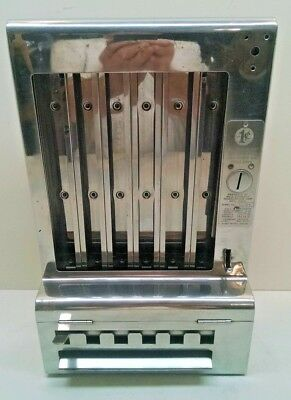 Antique Mills Automatic Merchandising Corp. Penny Chewing Gum Vending Machine
