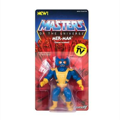 Masters of the Universe Vintage Action Figure Mer-Man - Preorder Agosto