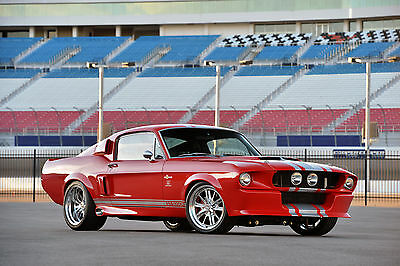 1967 Ford Mustang Shelby G.T.500 545 Model 1967 Mustang Fastback Shelby GT500CR Authentic GT500
