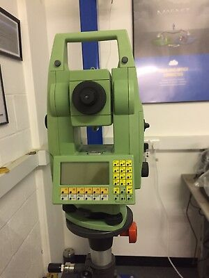 Leica TCR1101 Reflectorless Total Station