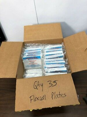 Qty 35 FlexCell BioFlex Plates Collagen I Culture Plates Flexcell International