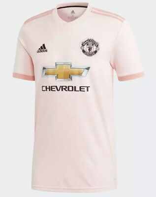 Manchester United Away Shirt 2018/19