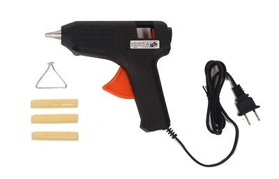 GLUE GUN 40W Electric 110V-220V Hot Melt Glue Sticks Large - Hobby Artist Tools