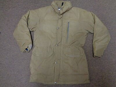 16f2f50b7e Vtg The North Face Jacket Down Brown Label M Men Brown Label Hiking 70S 80S  Usa