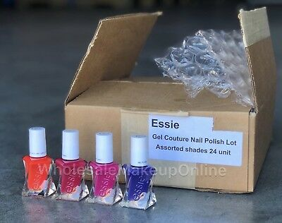 Wholesale Essie Gel Couture Nail Polish Assortment - Brand New Overstock Sale