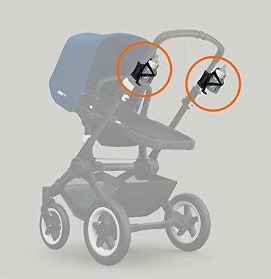 1x Cup Holder Attachment for MUV Reis Gaan Baby Strollers Drink Water Bottles