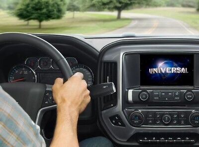 "GM Video In Motion Nav Unlock 8"" Mylink IntilliLink Silverado Sierra  I05 I06"