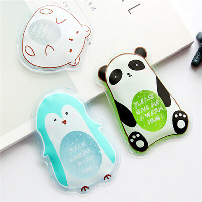 Cartoon Animal Cooler Bag Ice Gel Packs Physical Cold  Cooling Pack3C