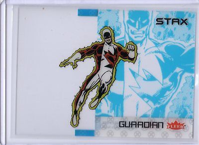 2018 Fleer Ultra X-Men STAX Acetate Insert 19A Top Layer Guardian Upper Deck SKC