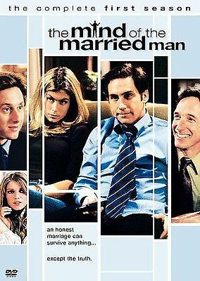 The Mind of the Married Man - Complete First Season (DVD, 2005, 2-Disc Set) New
