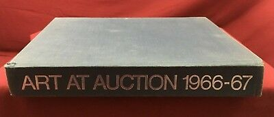 Art at Auction 1966-67 The Year at Sotheby's & Parke-Bernet Wilson