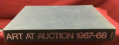 Art at Auction 1967-68 The Year at Sotheby's & Parke-Bernet Wilson