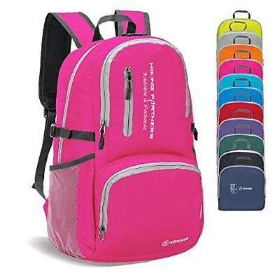 ZOMAKE folding backpack light weight waterproof 35L (pink) Japan from shipping