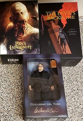 "Neca-Guillermo Del Toro-Sdcc 2018 Exclusive, 7"" Santi, & Pale Man Figures (New)"