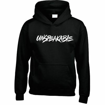 Unspeakable Kids Hoodie Youtube Gamer Boys Girls Vlogger funny  Gift Hooded