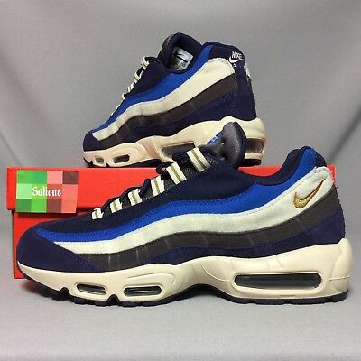 big sale 8bacd 53419 Nike Air Max 95 Premium UK10.5 538416-404 EUR45.5 US11.