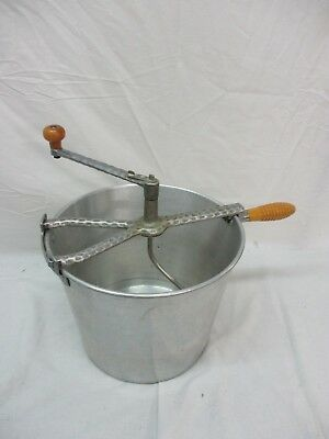 Vintage Camco Hand Crank Bread Pizza Dough Mixer FAST SHIPPING!