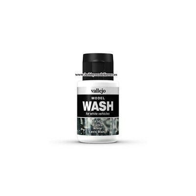 MODEL WASH (35 ml) BLANCO - Vallejo 76501