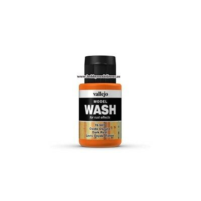 MODEL WASH (35 ml) OXIDO OSCURO - Vallejo 76507