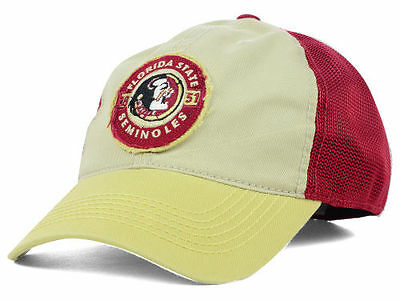 free shipping 071a3 0e83b Florida State Seminoles NCAA Top of the World Vintage Flex Fit Cap Hat  Size  M