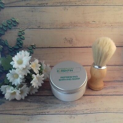 Shaving soap Fresh Male power traditional shaving well foam Handmade homemade