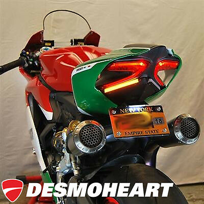 NEW RAGE CYCLES Ducati Panigale 1199 Tail Tidy Fender Eliminator
