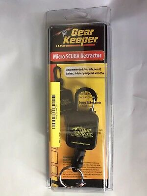 Gear Keeper Retractable Micro Scuba RT5-5906