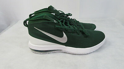64219f16422 Nike Men s 942520-303 Air Max Dominate Basketball Shoes green White Size 17