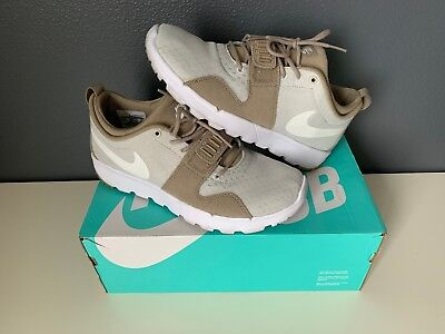 low cost aa4ca ab253 Nike SB Trainerendor   Worn Once   Cream Khaki White   Mens US Size