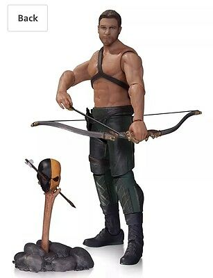 DC Collectibles Arrow CW TV Series: Oliver Queen & Totem Action Figure