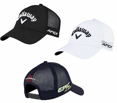 61f8c5a095150 Callaway Tour Authentic Trucker Hat Mens Adjustable Golf Cap 2019 - Choose  Color