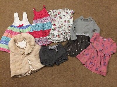 Pretty Baby Girl Clothes Bundle 9-12 Months