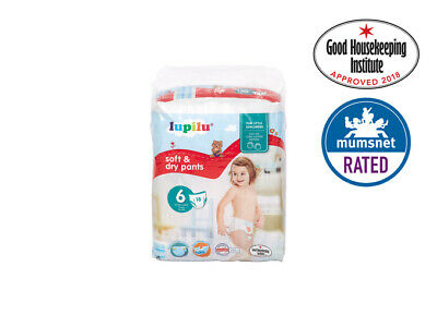 LIDL LUPILU NAPPIE RANGE and Pull Up Pant Range
