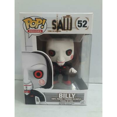 Saw Billy Horror Vaulted 52 Funko Pop! Vinyl