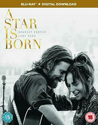 A Star is Born  with Bradley Cooper New (Blu-ray  2018)