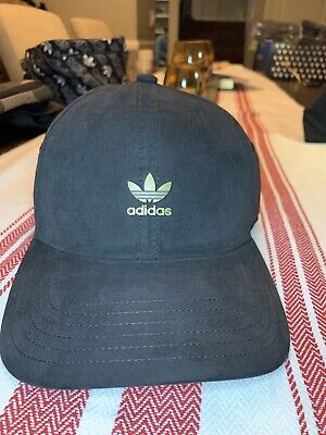 a722b96b4737e ADIDAS MEN S ORIGINALS Relaxed Metal Strapback Hat One Size Fits All ...