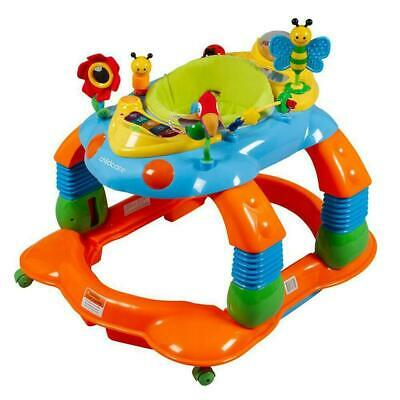 Childcare Melody 3 in 1 Rainforest Baby Walker Activity Centre