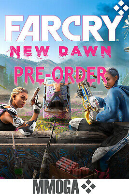 Far Cry New Dawn Key - PC Spiel - Uplay Ubisoft Digital Download Code Neu [EU]