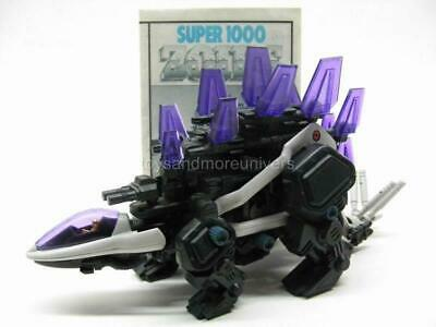 Zoids Zoid Vintage OER 1988 Cyberdon Power 1000 Complete + Copy Sheet RARE
