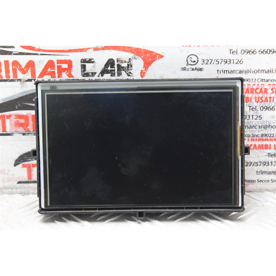 Display Monitor Lcd Navigatore Satellitare Smart Forfor [14 In Poi] 259158893R