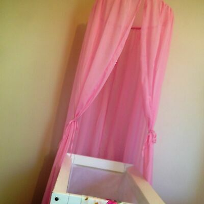Pink Canopy- Sheer