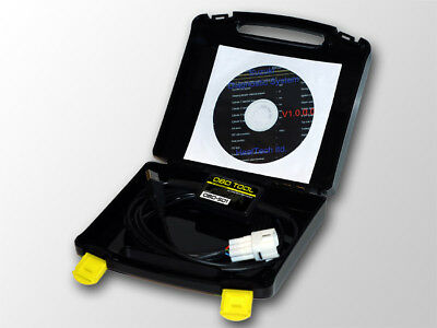 Honda BF50D Outboard Healtech OBD Fuel Injection Diagnostic Tool