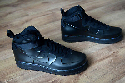 the latest 1f373 22b43 NIKE AiR Force 1 Foamposite Cup 42 42,5 44 45 46 hi mid DuNk