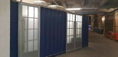 Converted Cargo Container - Office Portacabin
